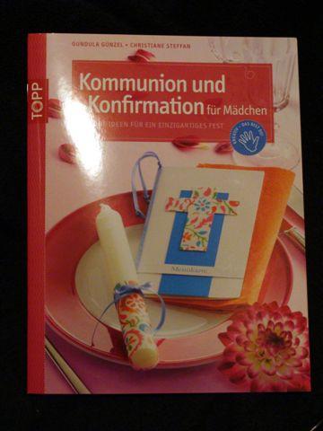 fotoalbum kommunion goldbuch